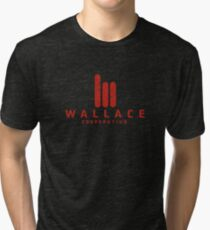 Blade Runner 2049 - Wallace Corporation Tri-blend T-Shirt