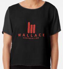 Blade Runner 2049 - Wallace Corporation Chiffon Top