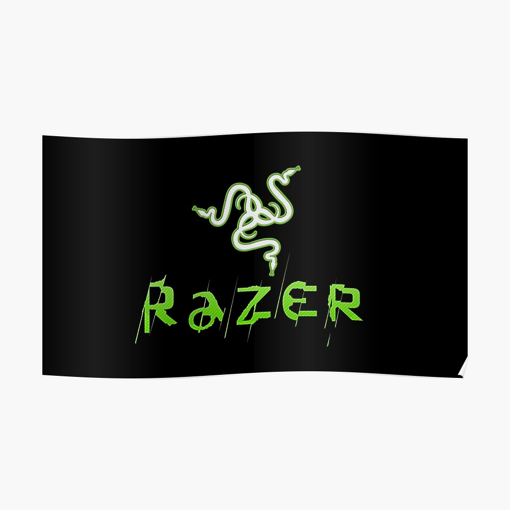 Razer Logo Poster
