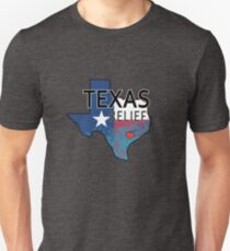 Harvey Texas Relief Effort. Support Texas Unisex T-Shirt