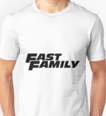 Fast Family (Fast And Furious) T-Shirt