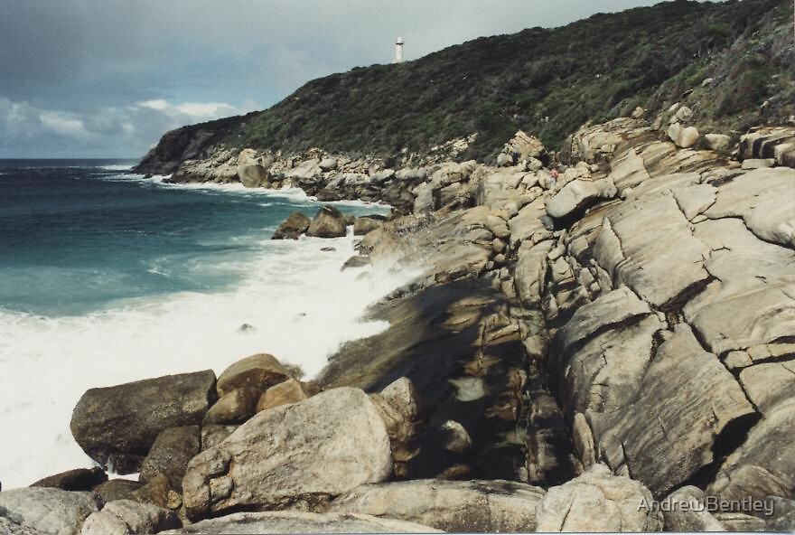 Albany Lighthouse.WA 1997 by AndrewBentley