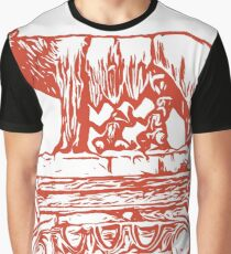 LUPA DI ROMA Graphic T-Shirt