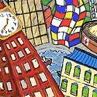 Baltimore In My Dreams by melasdesign