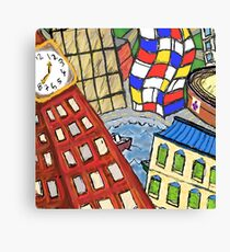 Baltimore In My Dreams Canvas Print
