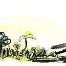 Meadow Bird by Gabriele Maurus