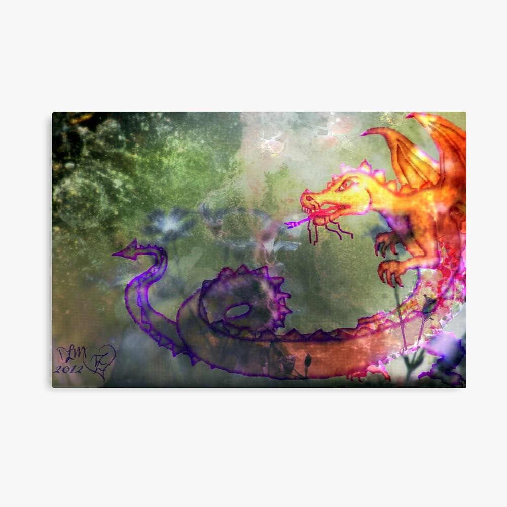 garden of the Hesperides Canvas Print