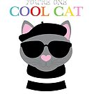 beatnik cat by creativemonsoon