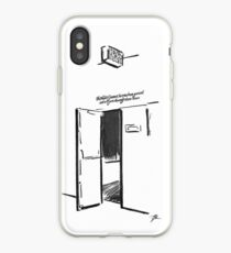Stage Door London - Prince Edward Theatre iPhone Case