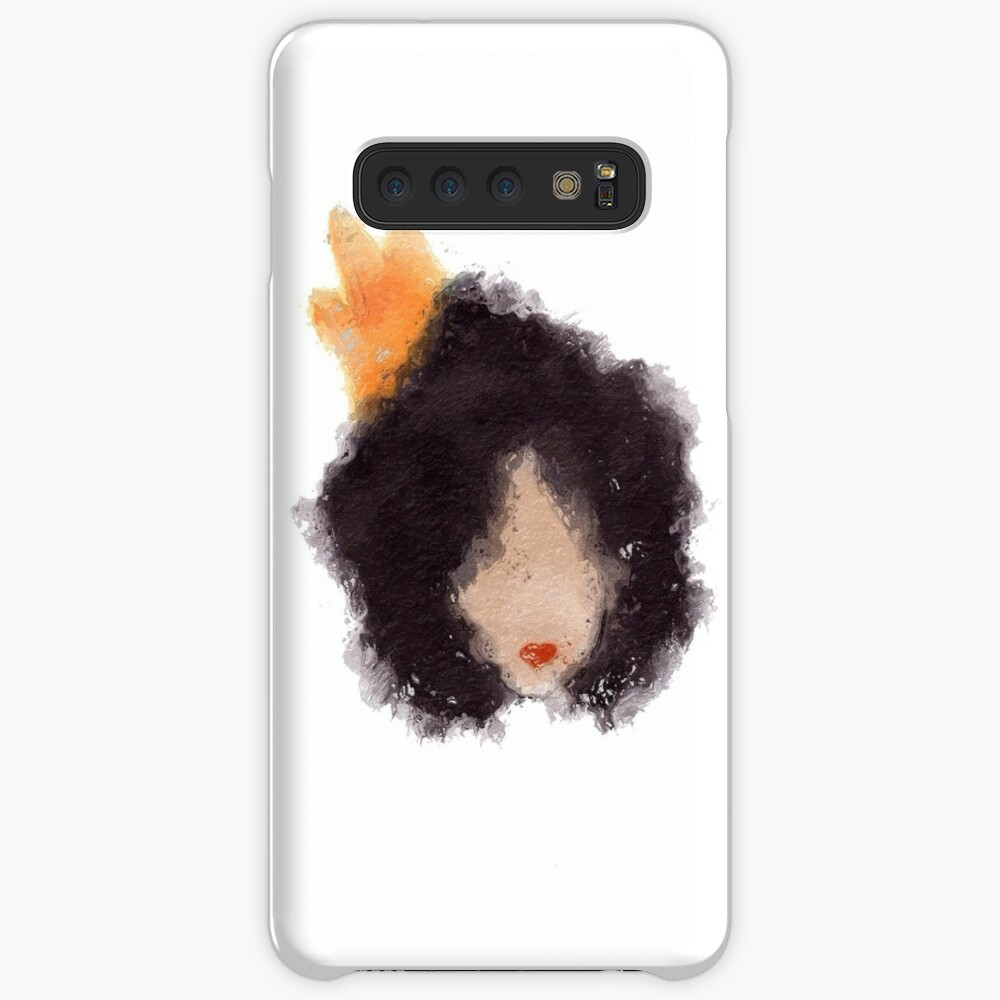 Royal Afro Case & Skin for Samsung Galaxy