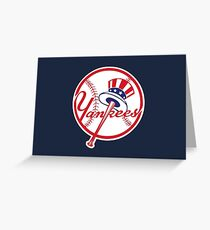 Yankees New York | Sports Greeting Card