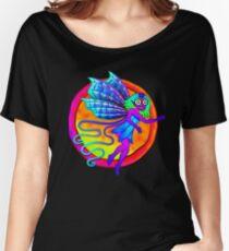 Pixie Flower Fairy Women's Relaxed Fit T-Shirt