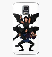 A Court of Mist and Fury, Cassian, Azriel and Rhysand Case/Skin for Samsung Galaxy
