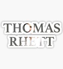 Thomas Rhett Sticker Sticker
