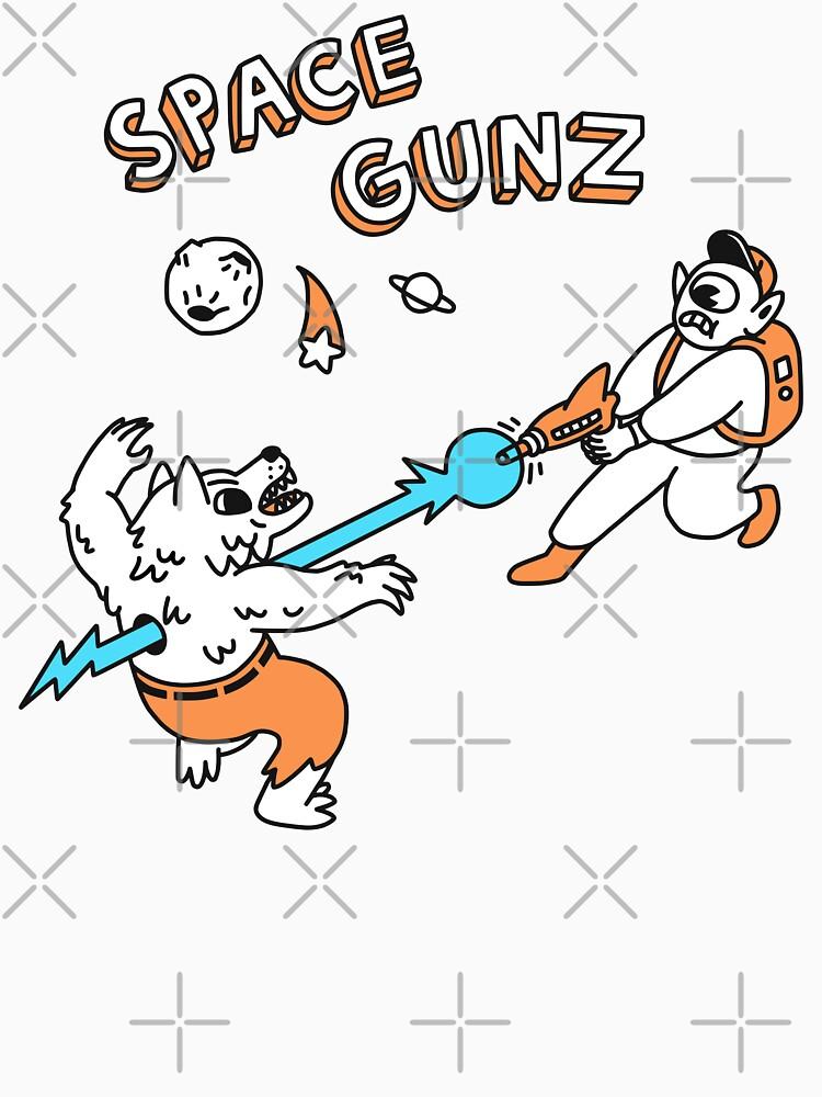 SPACE GUNZ by obinsun
