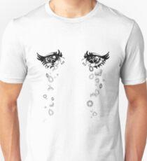 Crystal Tears Anime Eyes T-Shirt