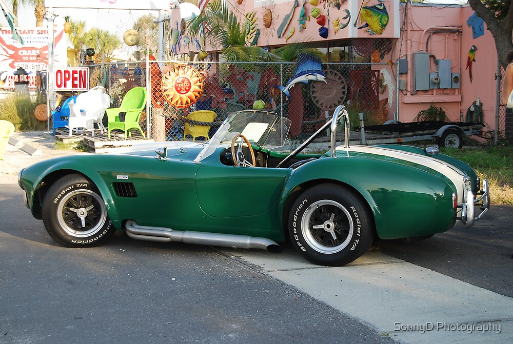 green shelby by SonnyD Photography