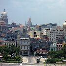 Havana Skyline by skaranec1981
