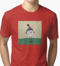 Schneevogel Vintage T-Shirt