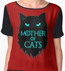 Mother Of Cats - GOT Chiffon Top