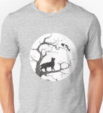 Dangerous conversations sumi-e painting Unisex T-Shirt