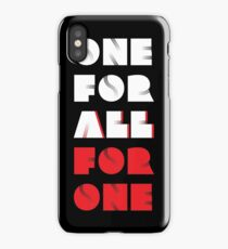 """My Hero Academia® - """"One For All VS All For One"""" iPhone Case/Skin"""