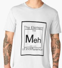 The Element Of Indifference Men's Premium T-Shirt