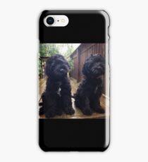 Winnie & Winston I iPhone Case/Skin