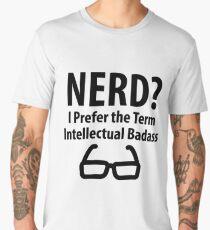 Nerd ? Men's Premium T-Shirt