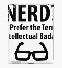 Nerd ? iPad Case/Skin