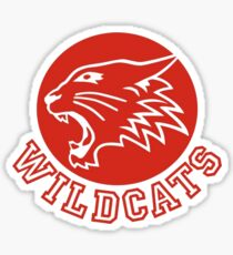 Wildcats (High School Musical) Sticker