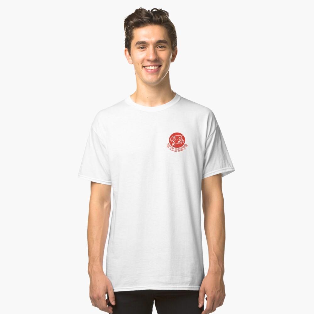 Gatos montés (High School Musical) Camiseta clásica