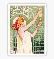 Absinthe Robette Sticker