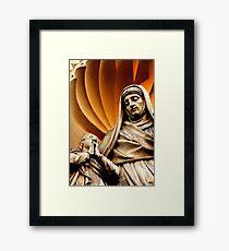 In Good Faith... Framed Print