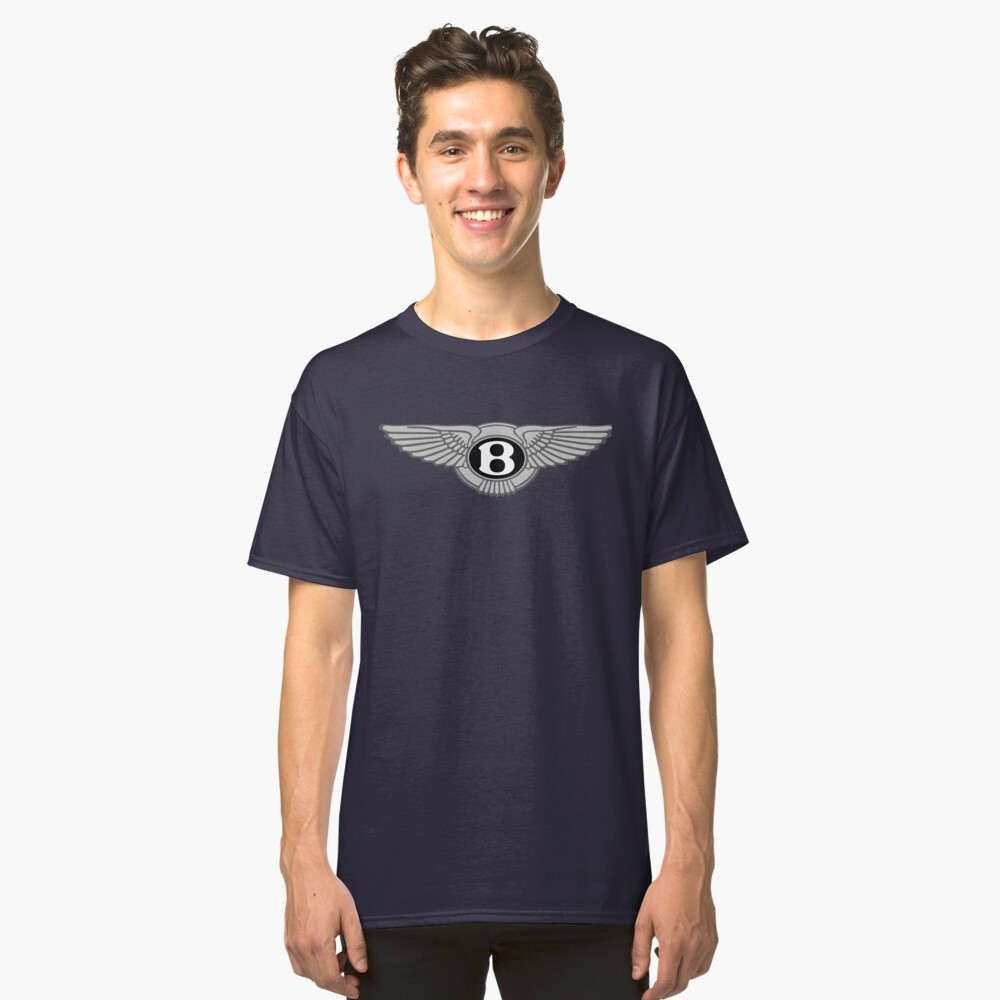 Bentley Wings Classic T-Shirt Front