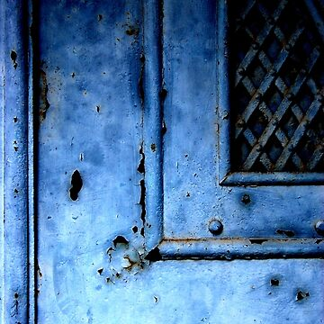 Rusty Door by christiansheehy