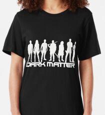 Dark Matter -  Crew Silhouettes (w) Slim Fit T-Shirt
