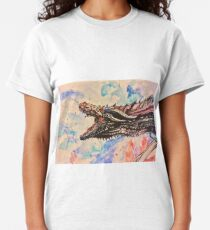 pls halp send dragons Classic T-Shirt