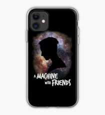 Dark Matter - The Android | Space  iPhone Case