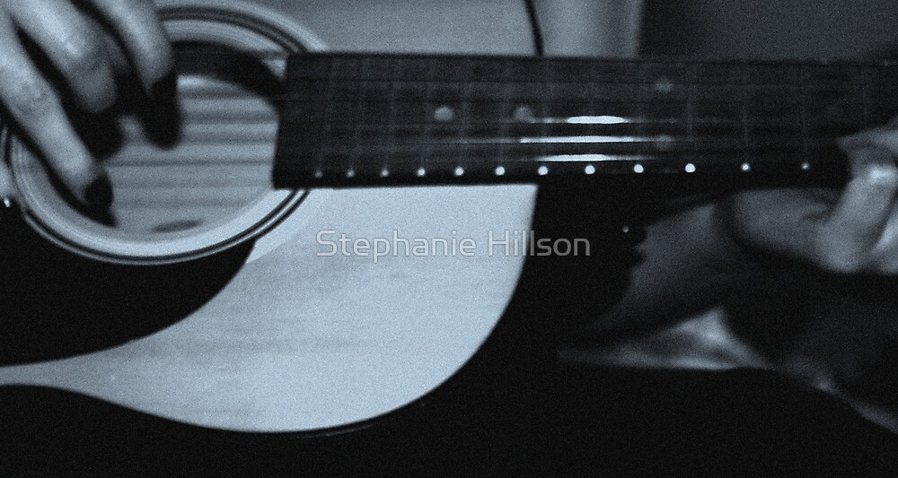 Electric Blues by Stephanie Hillson