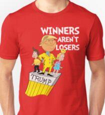 President Donald Trump: Winners Aren't Losers T-Shirt
