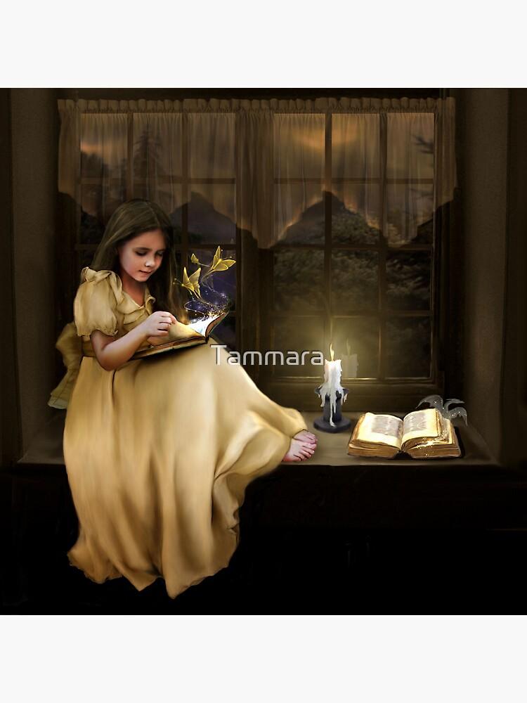 The Magic of Books by Tammara