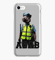 ACAB iPhone Case/Skin