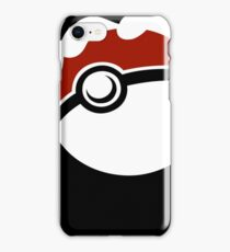 Pokemon Pokeball - Pokemon Go iPhone Case/Skin