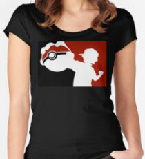 Pokemon Pokeball - Pokemon Go Women's Fitted Scoop T-Shirt