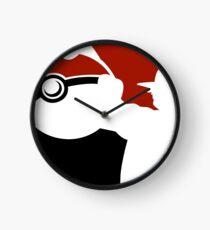 Pokemon Pokeball - Pokemon Go Clock