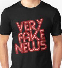 Very Fake News T-Shirt