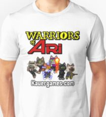 Warriors of Ari - Standard Clothing T-Shirt