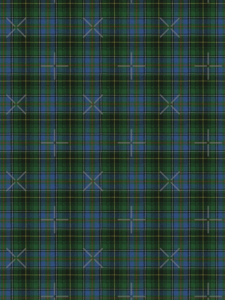 MacInnes Hunting A Original Scottish Tartan by DiamondWillow