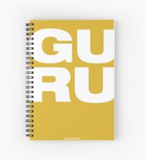 GURU Spiral Notebook